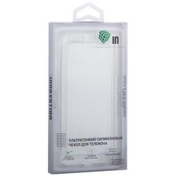 """Чехол силиконовый Innovation для iPhone 8 Plus/ 7 Plus (5.5"""") тонкий 0.6 мм прозрачный"""