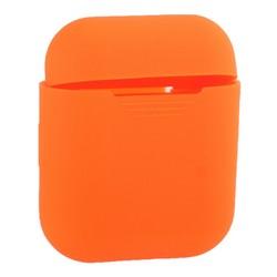 Чехол силиконовый Deppa для AirPods 2/ AirPods D-47008 1.4мм Оранжевый