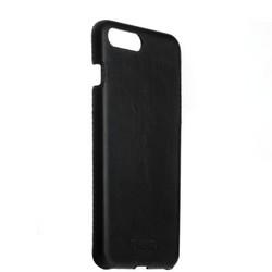 "Чехол-накладка кожаный Valenta (C-1221) для iPhone 8 Plus/ 7 Plus (5.5"") Back Cover Classic Style черный"