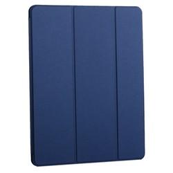 """Чехол-подставка BoraSCO B-35979 магнитный для iPad Pro (12,9"""") 2018г. Темно-синий"""