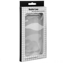Чехол силиконовый для Samsung GALAXY S5 mini SM-G800F супертонкий прозрачный