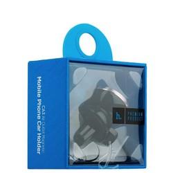 Автомобильный держатель Hoco CA3 Outlet magnetic vehicle holder магнитный универсальный в решетку серый