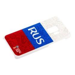 Чехол-накладка PC Deppa D-104722 ЧМ по футболу FIFA™ Flag Russia для Samsung GALAXY S9 SM-G960F