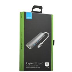 Переходник Deppa USB Type-C - HDMI (D-73118) Power Delivery Графитовый