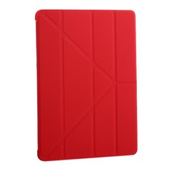 "Чехол-подставка BoraSCO B-20784 для New iPad (9,7"") 5-6го поколений 2017-2018г.г. Красный"
