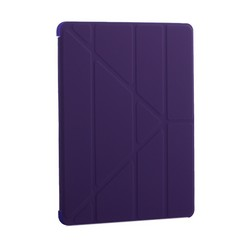 """Чехол-подставка BoraSCO B-20783 для New iPad (9,7"""") 5-6го поколений 2017-2018г.г. Фиолетовый"""