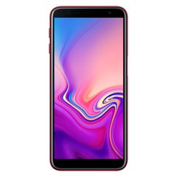 Samsung Galaxy J6+ 32Gb Red  RU