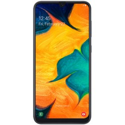 Samsung Galaxy A30 32GB 2019 Black (черный) Ru